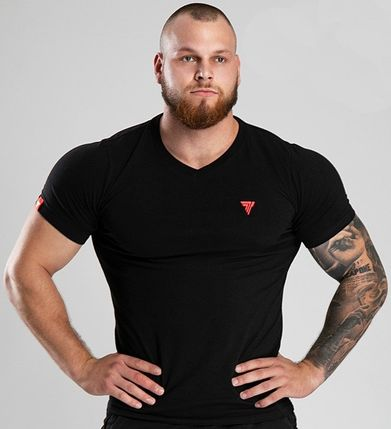 TrecWear pánske tričko VNeck 02