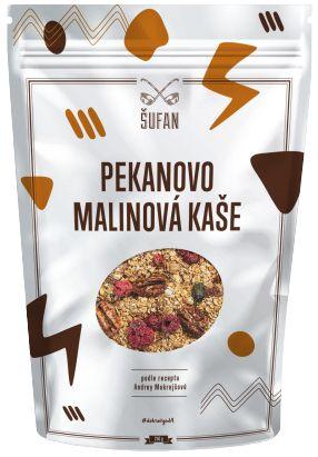 Šufan Pekanovo malinová kaša