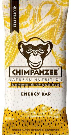 Chimpanzee Energy Bar gluten free