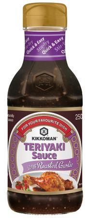 Kikkoman Teriyaki omáčka s pečeným cesnakom
