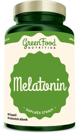 GreenFood Melatonín