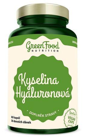 GreenFood Kyselina Hyalurónová