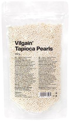 Vilgain Tapiokové perly