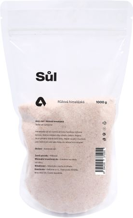 Aktin Himalájska soľ