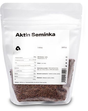 Aktin Ľanové semienka
