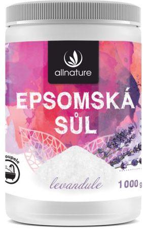Allnature Epsomská soľ