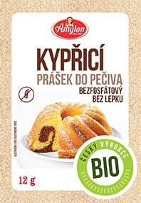 Amylon BIO Kypriaci prášok