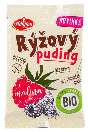 Amylon BIO Ryžový Puding