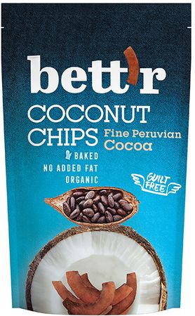 Bett'r Coconut Chips BIO