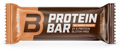 Biotech USA Protein Bar cookies & cream 70 g