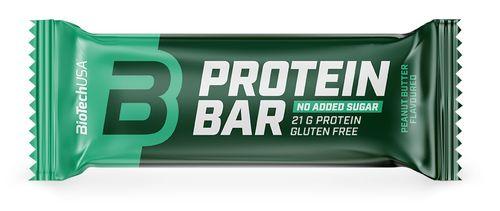 Biotech USA Protein Bar arašídové máslo 70 g