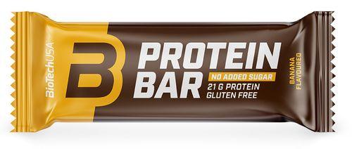 Biotech USA Protein Bar banán 70 g
