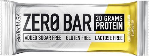 BioTech USA Zero Bar