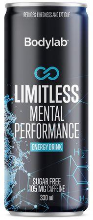 Bodylab Limitless Mental Performance drink