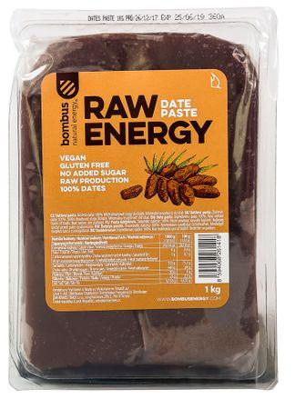 Bombus Raw Energy Datľová pasta