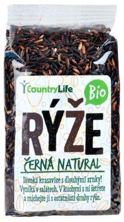 Country Life BIO Ryža čierna natural