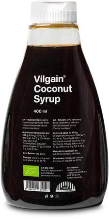 Vilgain Kokosový sirup BIO