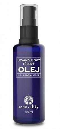 Renovality Levanduľový olej