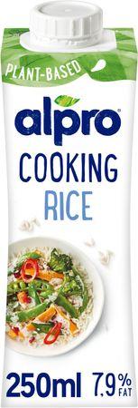 Alpro Ryžová alternatíva smotany na varenie
