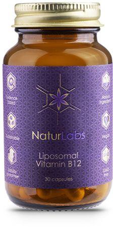 NaturLabs Lipozomálny Vitamín B12