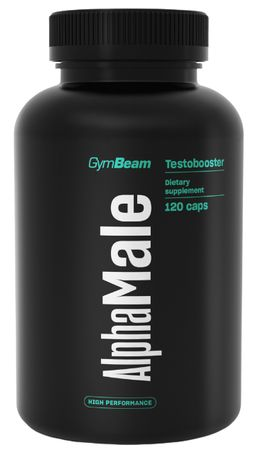 GymBeam AlphaMale TestoBooster