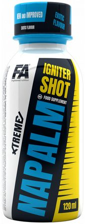 Fitness Authority Xtreme Napalm Igniter Shot exotic 120 ml