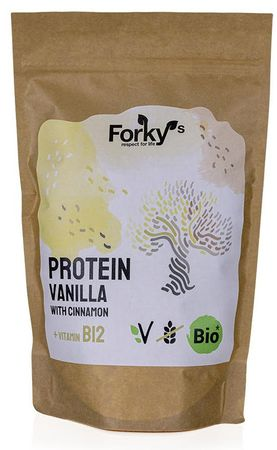 Forky's Protein