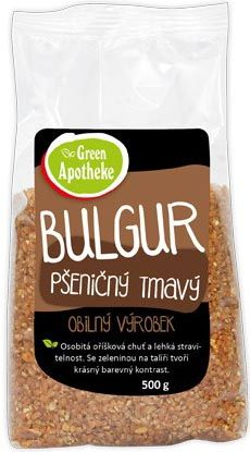 Green Apotheke Bulgur tmavý