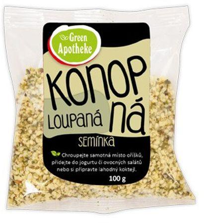 Green Apotheke Konopné semienka lúpané