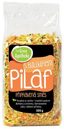 Green Apotheke Pilaf s bulgurom