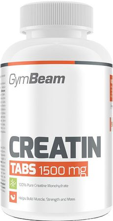 GymBeam Creatine TABS 1500 mg