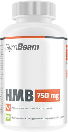 GymBeam HMB 750 mg