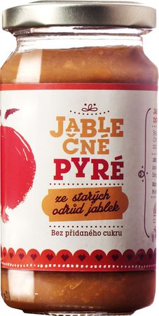 Koldokol Jablkové pyré BIO