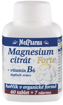 MedPharma Magnesium citrát Forte