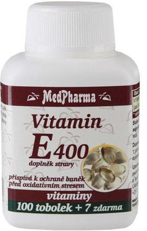 MedPharma Vitamín E 400