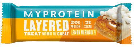 Myprotein 6 Layer Bar (Layered Protein Bar) lemon meringue 60 g