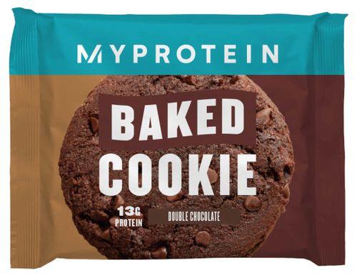 Myprotein Baked Cookie dvojitá čokoláda 75 g