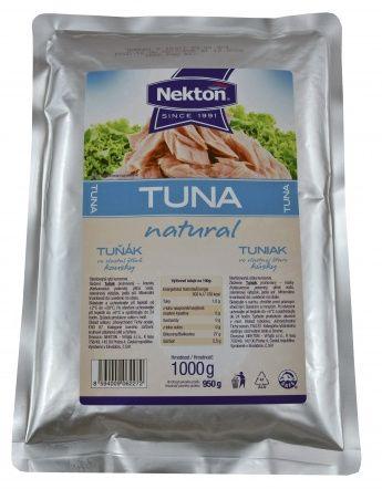 Nekton Tuniak vo vlastnej šťave