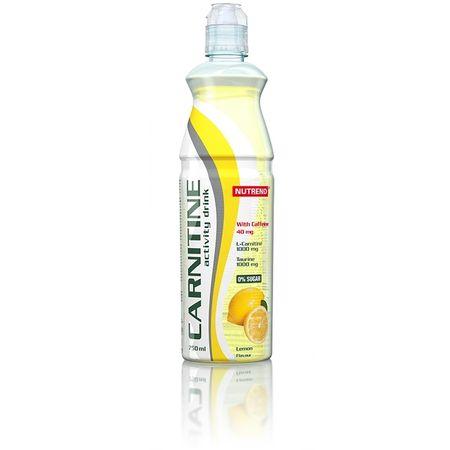 Nutrend Carnitine Activity drink with caffeine citron 750 ml