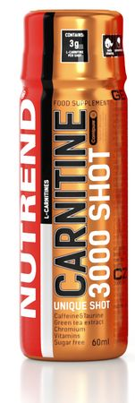 Nutrend Carnitine 3000 Shot ananas 60 ml