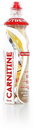 Nutrend Carnitine Activity drink with caffeine mango/kokos 750 ml