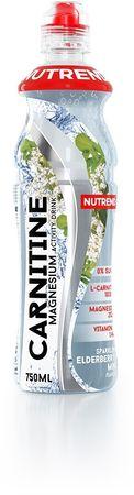 Nutrend Carnitine Magnesium Activity Drink baza/mäta 750 ml