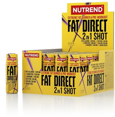 Nutrend Fat Direct 2 in 1 Shot