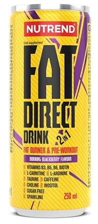 Nutrend Fat Direct Drink