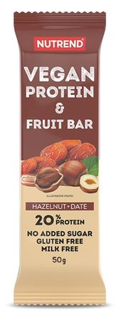 Nutrend Vegan Protein Fruit Bar