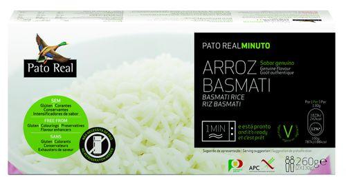 Pato Real Basmati ryža