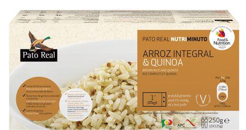 Pato Real Hnedá ryža a quinoa