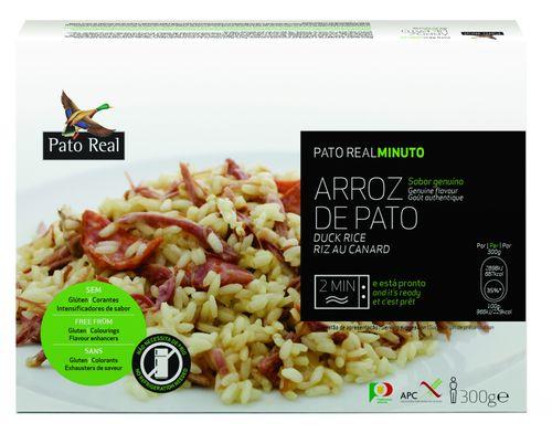 Pato Real Ryža s kačicou