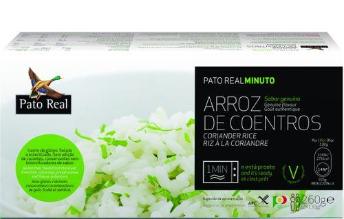 Pato Real Ryža s koriandrom