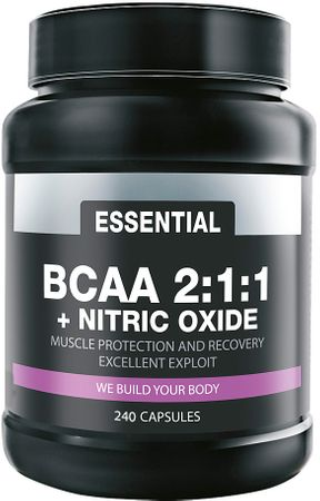 Prom-IN BCAA Maximal 2: 1: 1 + Nitric Oxide